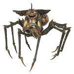 NEW NECA Gremlins 2 The New Batch Spider Gremlin Action Figure (PRE ORDER Approx release May/18)
