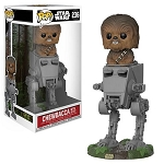 Star Wars Chewbacca in AT-ST Deluxe Pop! Vinyl #236 Pre Order!