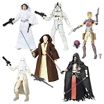 Star Wars The Black Series 6-Inch Action Figures Wave 9 Case is back!