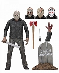 NECA FRIDAY THE 13TH ULT JASON PART 5 FIGURE