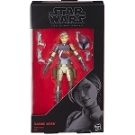 Star Wars The Black Series Sabine Wren PRE ORDER ONLY! Approx Release is Aug!