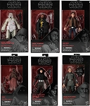 Star Wars The Black Series Wave 16 Action Figures