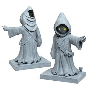 Think Geek Star Wars Jawa Lawn Ornament